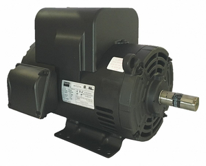 AIR COMPRESSOR MOTOR 230V 7-1/2 HP by DAYTON ELECTRIC MANUFACTURING CO