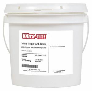 ANTI SEIZE COMPOUND PAIL 1 GAL. COPPER by Vibra-Tite