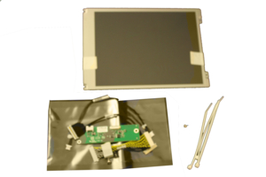 8.4 IN LCD DISPLAY W/LED BACKLIT by Philips Healthcare (Parts)