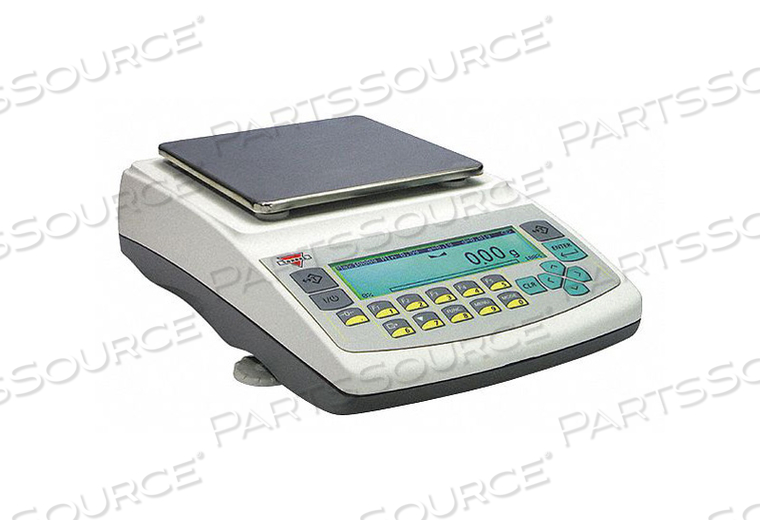 PRECISION BALANCE SCALE 3000G 6-1/2 IN.W by Torbal