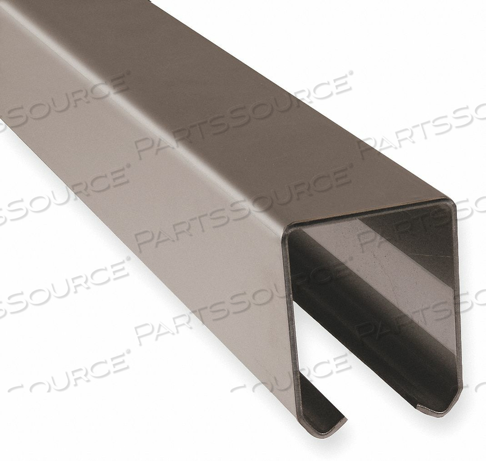 STAINLESS STELL SLIDING DOOR TRACK by Pemko