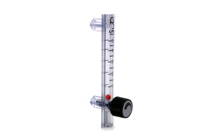 FLOWMETER, 0 TO 5.5 LPM, 1/8 IN, 9 PSI, ROHS by AirSep Corp (Caire / Chart Industries)