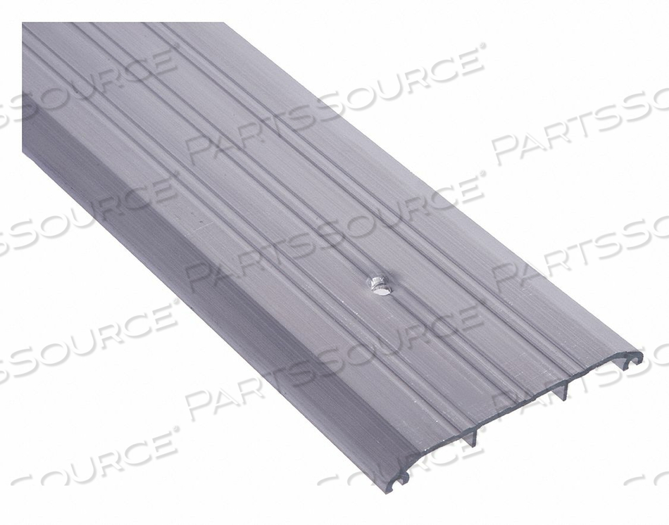 SADDLE THRESHOLD FLUTED TOP 3 FT L by National Guard Products