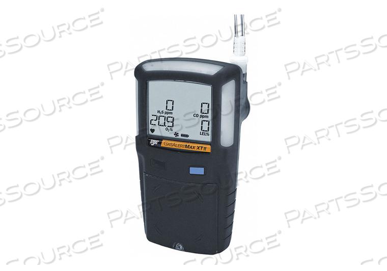 MULTI-GAS DETECTOR O2/LEL NA BLACK by BW Technologies