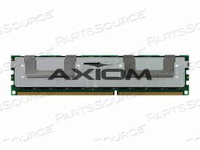 AXIOM AX - DDR3 - 8 GB : 2 X 4 GB - DIMM 240-PIN - 1066 MHZ / PC3-8500 - REGISTERED - ECC