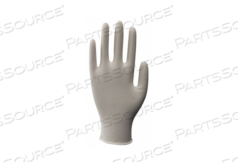 J4950 DISPOSABLE GLOVES RUBBER LATEX S PK100 by Condor