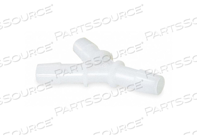 Y CONNECTOR 1/2 IN BARBED HDPE PK10 by Eldon James