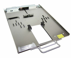 ONE-HAND LOADING, CASSETTE TRAY, SIZE SENSING by Poersch Metal Manufacturing Co.