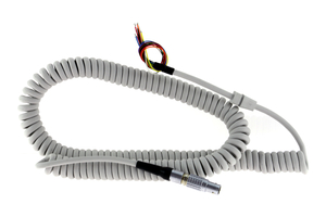HAND CONTROL COIL CABLE, 13.8 MM DIA, PVC, 450 V by OEC Medical Systems (GE Healthcare)