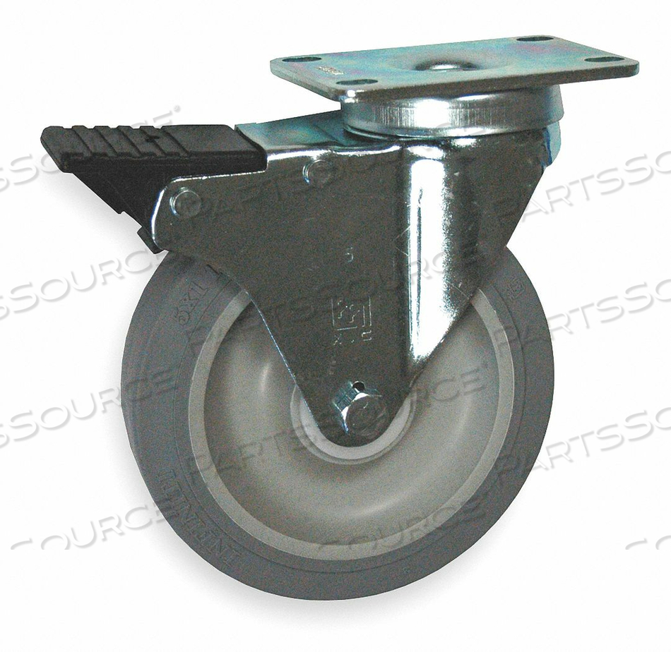 SWIVEL CASTER by Rubbermaid Medical Division