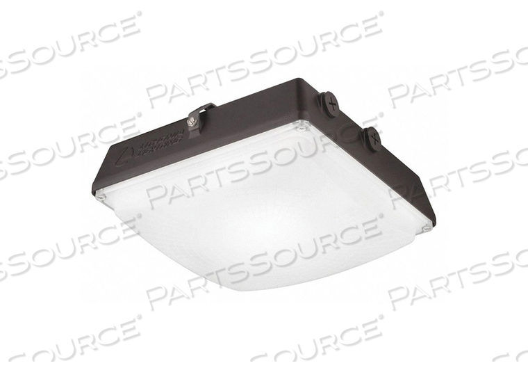 CANOPY LIGHT LED 4000K 6600 LM 52W by Lithonia Lighting