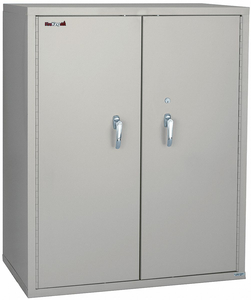 STORAGE CABINET PARCHMENT ASSEMBLED by Fire King