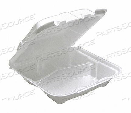 CARRY-OUT FOOD CONTAINER 8-1/8 W PK150 by Pactiv