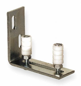 SS WALL MOUNTED DOOR GUIDE by Pemko