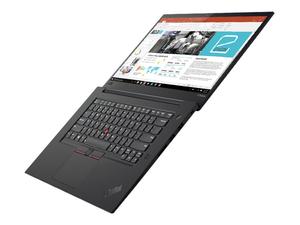"LENOVO THINKPAD X1 EXTREME 20MF - CORE I7 8850H / 2.6 GHZ - WIN 10 PRO 64-BIT - 16 GB RAM - 512 GB SSD TCG OPAL ENCRYPTION 2, NVME - 15.6"" IPS TOUCHSCREEN 3840 X 2160 (ULTRA HD 4K) - GF GTX 1050 TI / UHD GRAPHICS 630 - WI-FI, BLUETOOTH - BLACK by Lenovo"