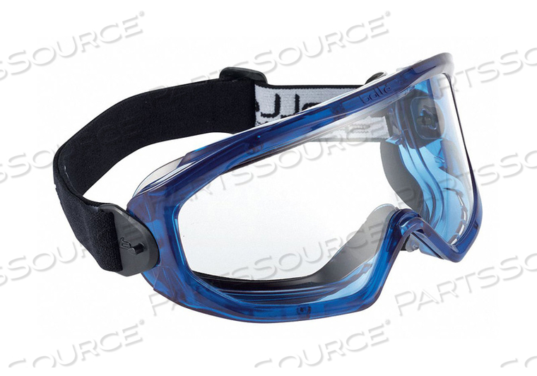SAFETY GOGGLES CLEAR LENS UNIVERSAL SIZE by Bolle Safety