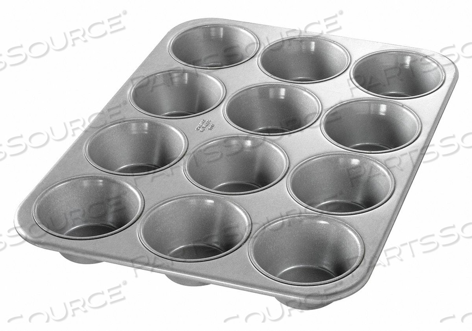 PECAN ROLL PAN 12 MOULDS by Chicago Metallic