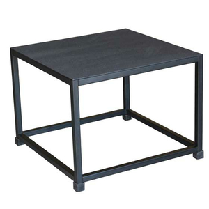 """PLYO BOX 18"""", SQUARE 24 X 24 X 18, ALL STEEL. BLACK by Ideal Products"""