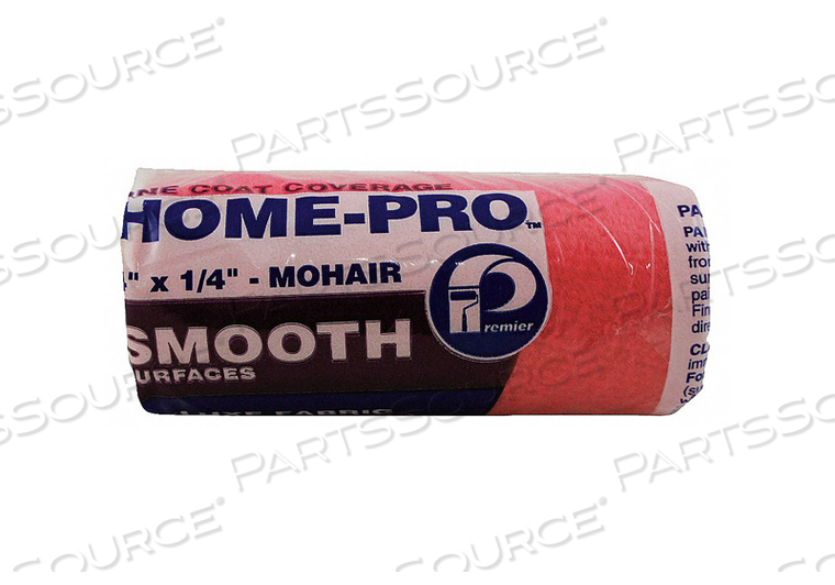 PAINT ROLLER COVER 4 IN WOVEN MOHAIR by Premier