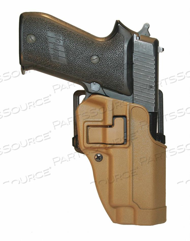 SERPA CQC HOLSTER LH SIG 220/225/226/228 by Blackhawk