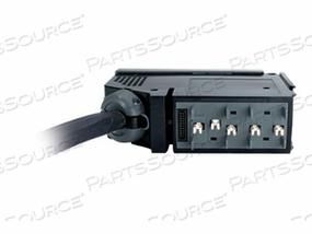 IT PDM 3X1 POLE 3 CBL 32A 3XIEC309 480CM