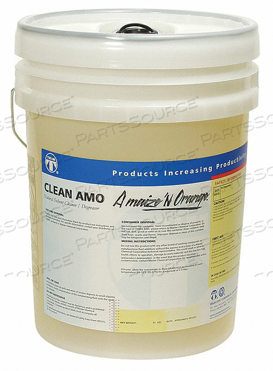 CLEANER/DEGREASER 5 GAL. PAIL by Master Chemical