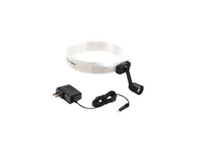 HEADLIGHT, 5400 K COLOR TEMPERATURE WITH FIJI HEADBAND AND STANDARD 10 FT FIBER OPTIC CABLE by BFW, Inc.