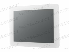 """ADVANTECH PROFLAT IDP31-104-P40DVW1E - LED MONITOR - 10.4"""" - OPEN FRAME - TOUCHSCREEN - 400 CD/M² - DVI, VGA - SPEAKERS - WHITE by Advantech USA"""
