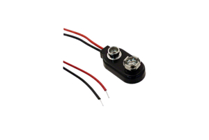 9V BATTERY SNAPS & CONTACTS 9V BATTERY STRAP by Non-Medical