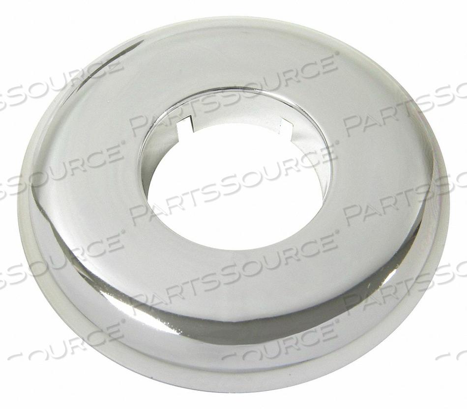ESCUTCHEON RING SPLIT PLASTIC 1IN. PK12 by Kissler