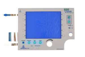 BIPAP VISION KEYPAD, ENGLISH by Philips Healthcare (Parts)