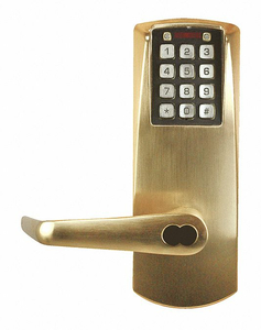 ELECTRONIC LOCKS 2000 100 USERS 2-1/4IND by Kaba