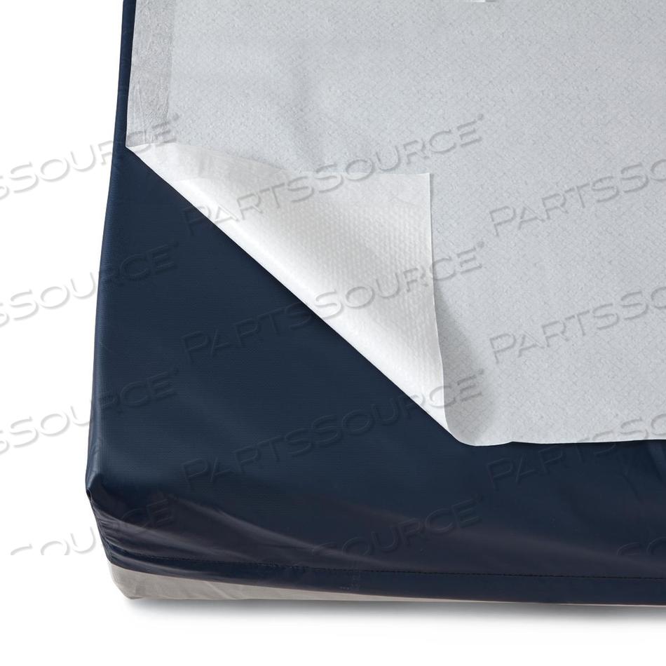 "SHEET,DISP,TISSUE/POLY,WHITE,60X96"",25CS by Medline Industries, Inc."
