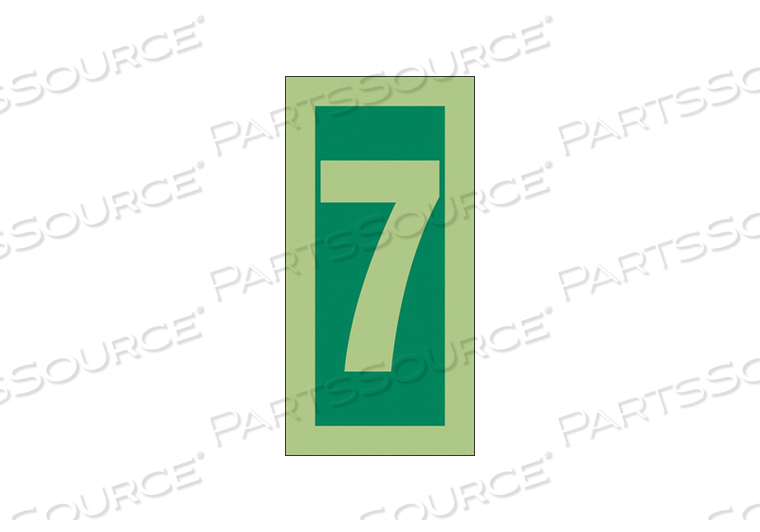 SAFETY SIGN 3 W 6 H 0.011 THICKNESS by Condor