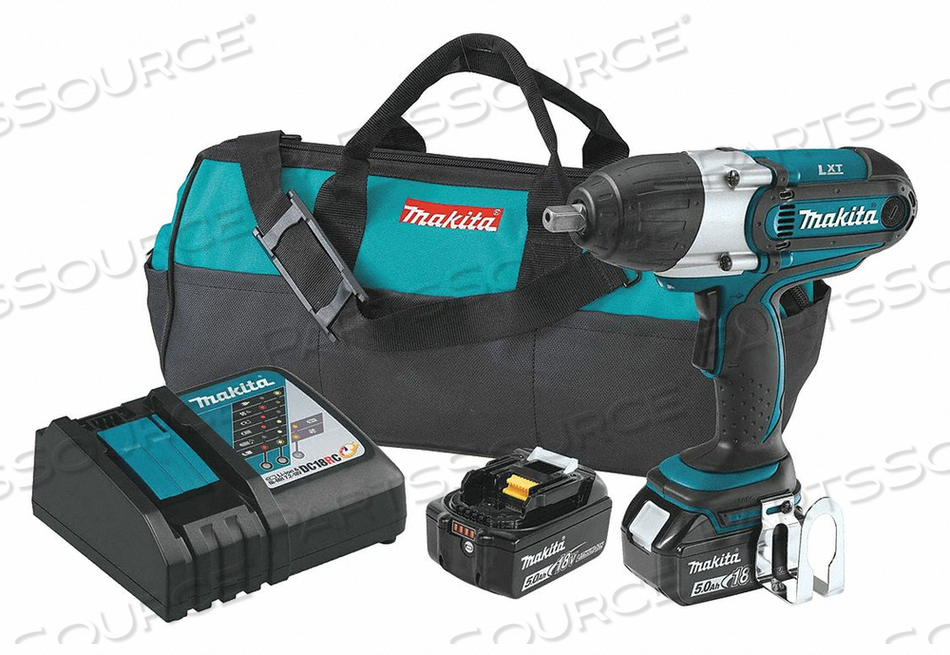 IMPACT WRENCH 18V 1/2 SQUARE DRIVE SIZE by Makita