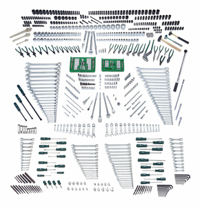 MASTER TOOL SET MECHANIC 850 PC by SK Professional Tools