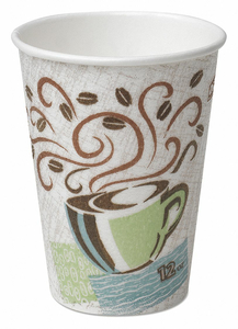 CUP INSULATED 12 OZ. HOT PK960 by Dixie