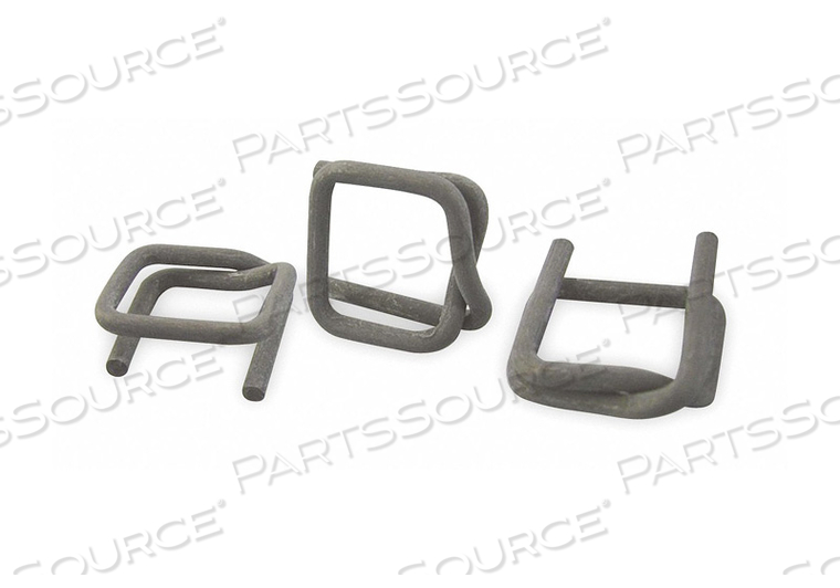 STRAPPING BUCKLE STANDARD DUTY PK1000 by Caristrap