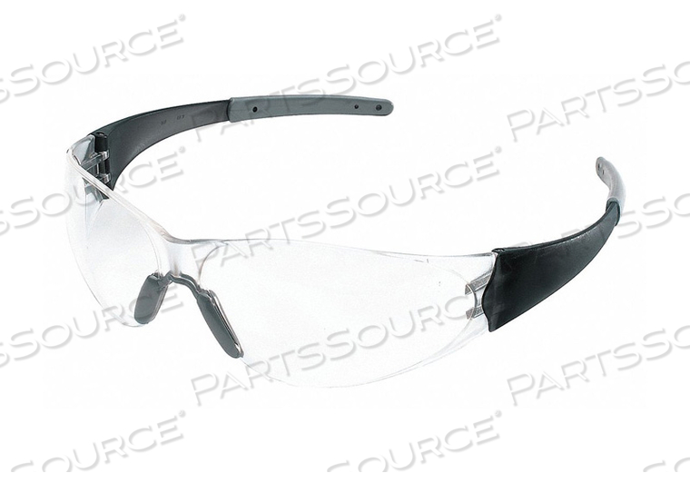 SAFETY GLASSES CLEAR by MCR Safety