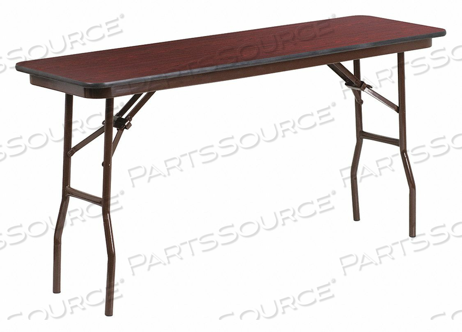 TRAINING TABLE RECTANGULAR 18 W 60 D by Flash Furniture