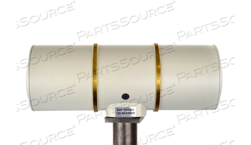OPTITOP 150/40/80HC-100 R&F X-RAY TUBE, 0.6-1.0 FOCAL SPOT, 3 PHASE STATOR
