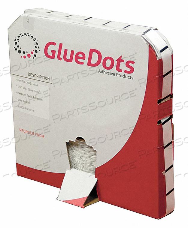 ADHESIVE DOTS PK4000 by Glue Dots