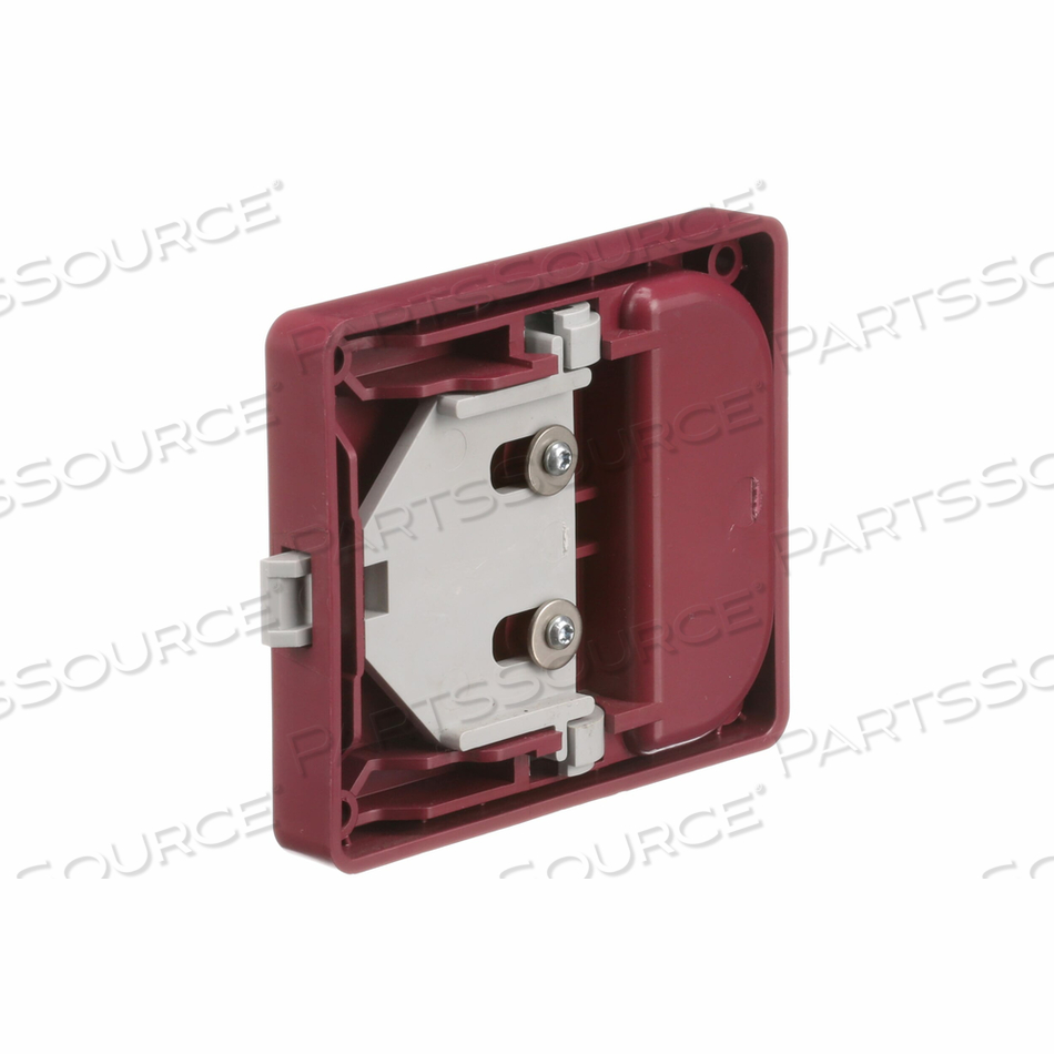 MODULE LATCH COVER ASSY(ROTAT) by Hillrom