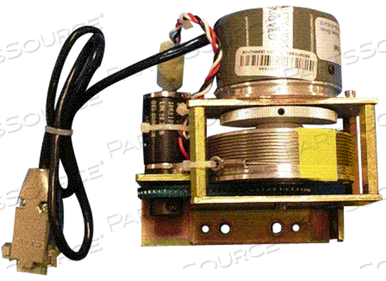 LONGITUDINAL ENCODER ASSEMBLY