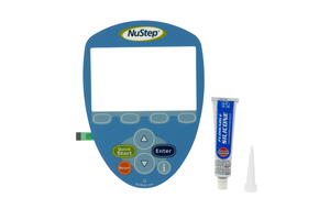 MEMBRANE REPLACEMENT SERVICE KIT by NuStep, Inc.