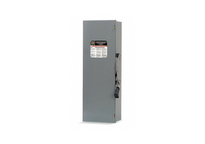 SAFETY SWITCH 600VAC 4PDT 100 AMPS AC by Square D