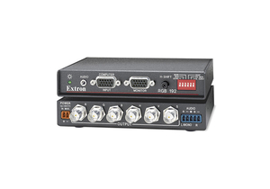 COMPUTER VIDEO/AUDIO INTERFACE by Extron Electronics