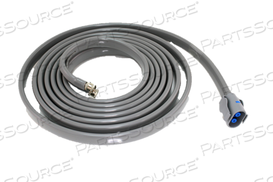 2 TUBE 12 FT DIRECT REPLACEMENT NIBP ADAPTER HOSE