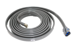 2 TUBE 12 FT DIRECT REPLACEMENT NIBP ADAPTER HOSE by GE Medical Systems Information Technology (GEMSIT)