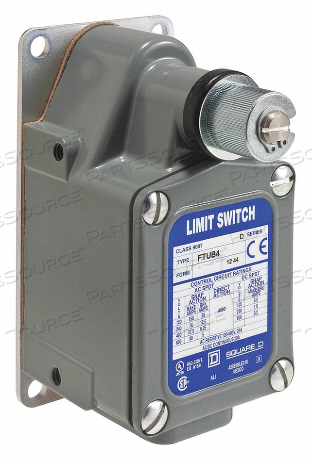 SEVERE DUTY LIMIT SWITCH by Square D
